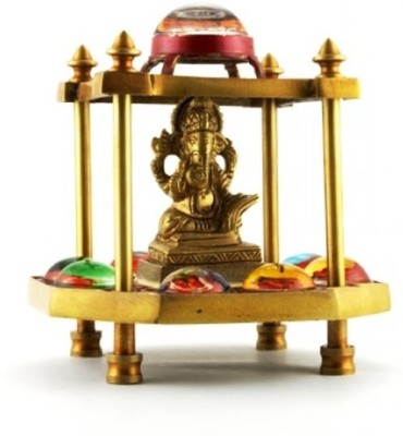 Vedic Vaani Brass Home Temple