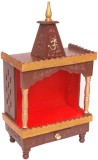 Wood Beauty Wooden Home Temple (Height: ...
