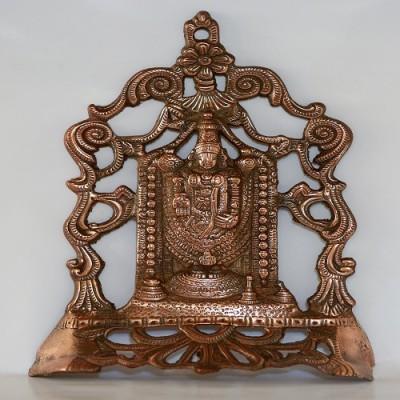 IndiaDeals4u Jali Article Balaji(1Nos) Aluminium Home Temple