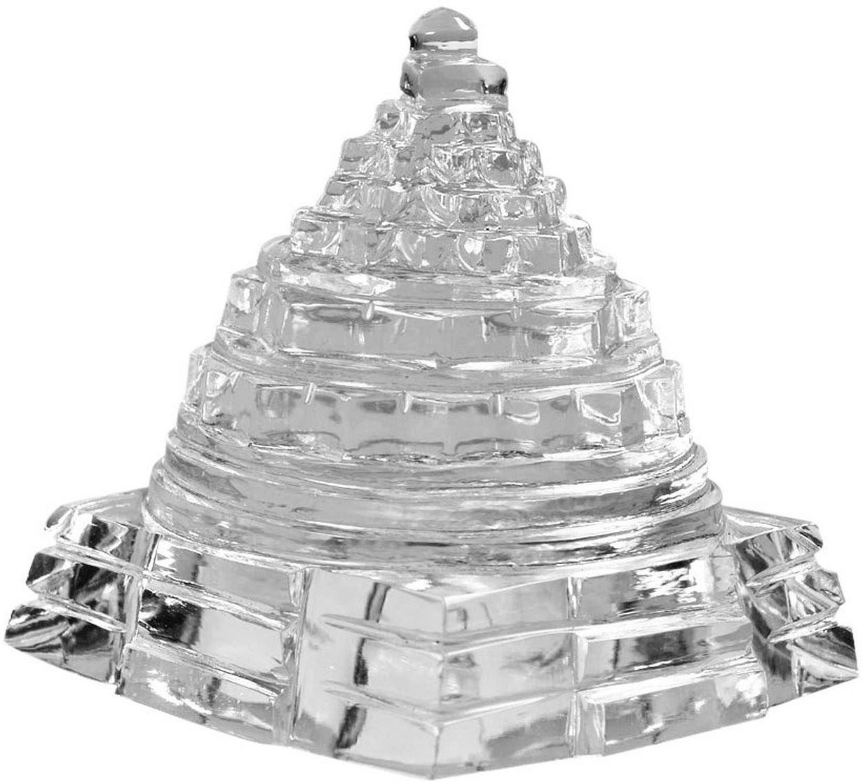 View Wadson Sr-01 Crystal Home Temple(Height: 3.5 cm) Furniture (Wadson)