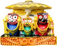 THE HOLY MART Polyresin Home Temple(Height: 2.4 cm)