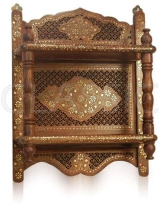 Onlineshoppee Wooden Home Temple(Height: 53.34 cm)