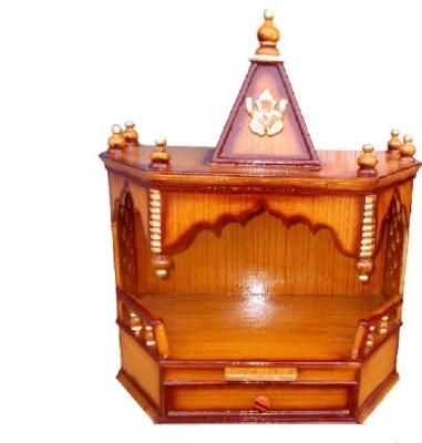 Vishwakarma Furniture Wooden Home Temple(Height: 74 cm)