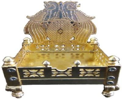 Excellent4U Singhasan Brass Home Temple