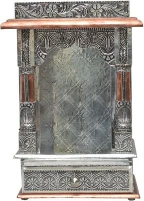 Pavitra Mandir Aluminium, Copper, Wooden Home Temple
