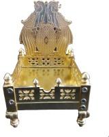 Excellent Enterprises Singhasan Brass Home Temple(Height: 13 cm)