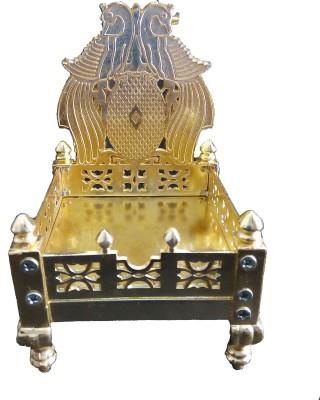 Excellent Enterprises Singhasan Brass Home Temple