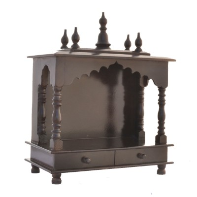 Home Crafts Wooden Home Temple(Height: 56 cm)