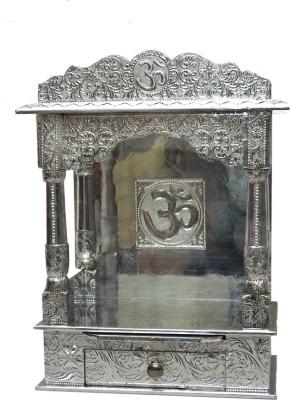 Pavitra Mandir Open Aluminium, Wooden Home Temple