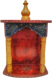 JaipurCrafts Wooden Home Temple (Height:...