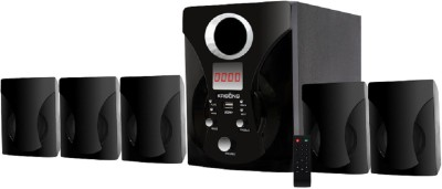 KRISONS (ETERNITY) 5.1 MULTIMEDIA SPEAKER FOR HOME/ THEATRE USE 5.1 Home Cinema(MP3)