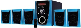 KRISONS (POLO) 5.1 BLUETOOTH MULTIMEDIA SPEAKER FOR HOME/ THEATRE USE 5.1 Home Cinema(MP3)