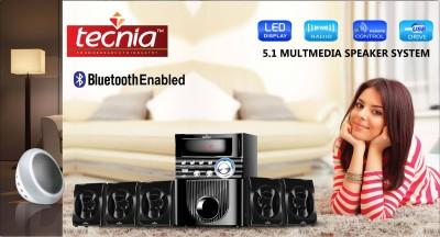Tecnia TA 501BLUETOOTH 5.1 Home Cinema(DVD, TV, IPHONE, ANAROID PHONE, LAPTOP)