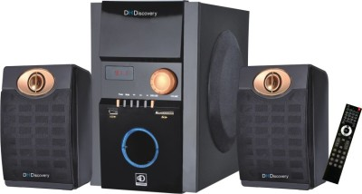 DH Discovery 9500 2.1 Home Theatre System
