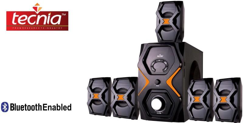 Tecnia Hexawave 5001Bluetooth 5.1 Home Cinema(USB, FM RADIO)
