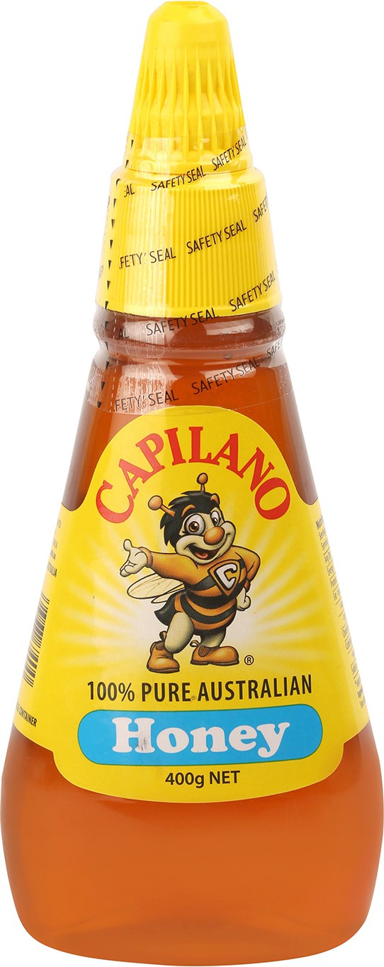 Capilano Pure NA Flavored Comb Honey