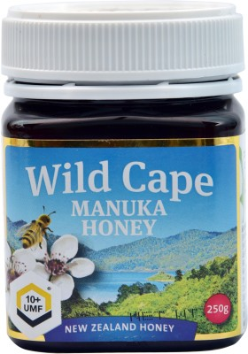 Wild Cape Manuka Flavored Crystallized Honey(250 g, Pack of 1)