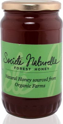 Societe Naturelle Organic Natural Lychee Flavored Filtered Honey(990 g, Pack of 1)