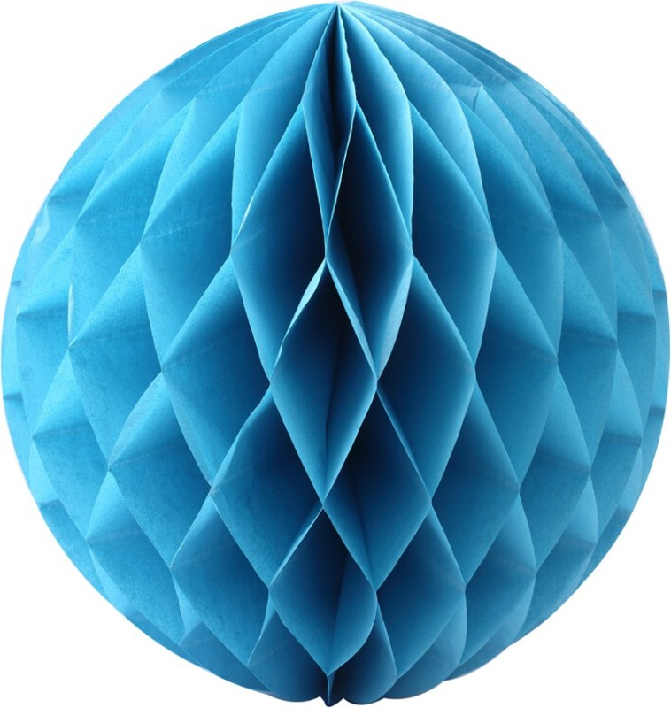 Madcaps The Party Shop Honeycomb Pom Ball(Round Pack of 3)