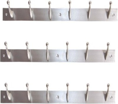SGB HOOK RAIL 6 - Pronged Hook Rail