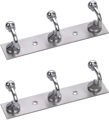 Doyours 3 - Pronged Hook Rail(Steel Pack of 2)
