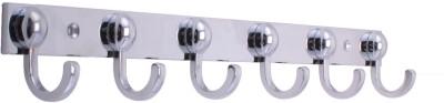 Klaxon 6 - Pronged Hook Rail