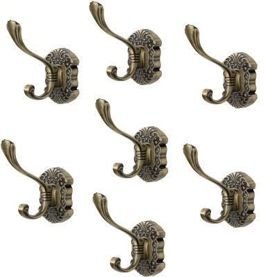 Dolphy Towel Clothes Wall Hanger (Set of 7) 7 - Pronged Hook