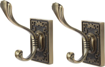 Dolphy Towel Clothes Wall Hanger (Set of 2) 2 - Pronged Hook