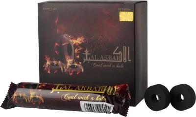 Al Akbar Charcoal With A Hole Hookah Charcoals