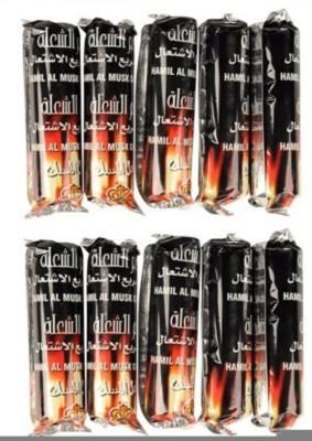 Homedesires Hookah Charcoals(Pack of 10)