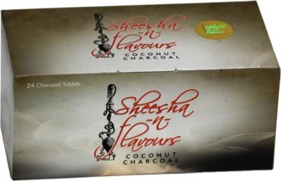 El zara SHEESHA-N-FLAVOURS CHARCOL Hookah Charcoals