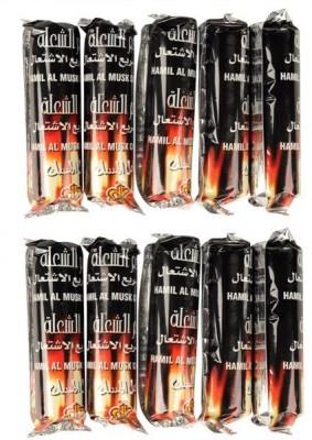 Hamil Al Musk Hookah Charcoals(Pack of 10)