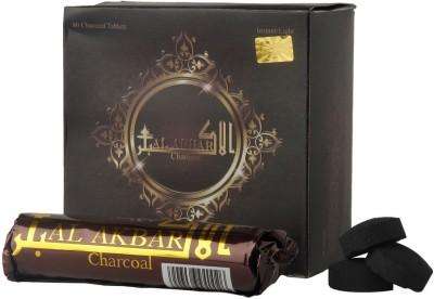 Al Akbar Coals Hookah Charcoals(Pack of 1)