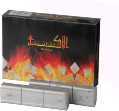 Al Akbar Hookah Charcoals(Pack of 30)