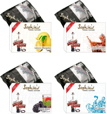 Sophies Shisha FLAVOURS Assorted Hookah Flavor