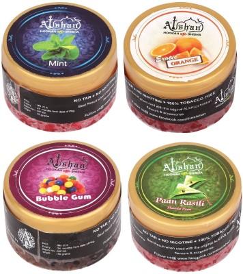 Alshan Gel 4 Bottles Assorted Hookah Flavor