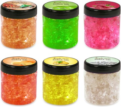 Sophies Shisha Assorted Hookah Flavor available at Flipkart for Rs.1440