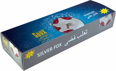 Arabian Nights Soex Silver Fox Assorted Hookah Flavor