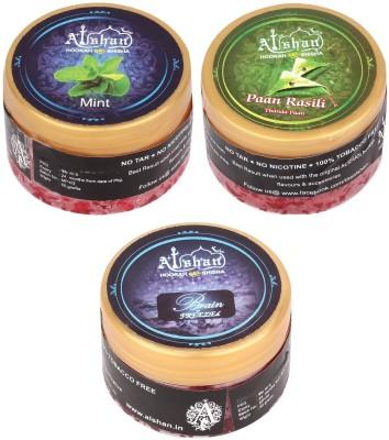 Alshan Gel 3 Bottles Assorted Hookah Flavor