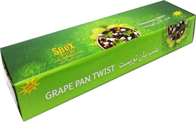 Arabian Nights Soex Grape Pan Twist Assorted Hookah Flavor
