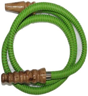 Al Alif Leatherette Green Hookah Hose(Pack of 1)