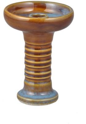 true Stoneware Brown Hookah Hose(Pack of 1)