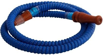 Al Alif Plastic Blue Hookah Hose(Pack of 2 Mouth Tip Included)