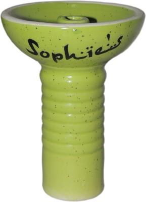 Sophies Ceramic Green Hookah Hose(Pack of 1)