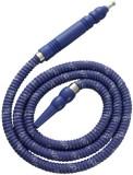 Rajasthan Crafts Rubber Blue Hookah Hose...