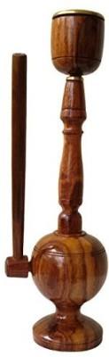 Unique Design 7 inch Wooden Hookah