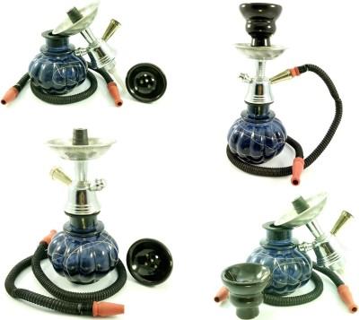 Singh Xpress Combo of 4 Arabian Nights Hukkah for Nawabs -Flavoured 10 inch Glass Hookah
