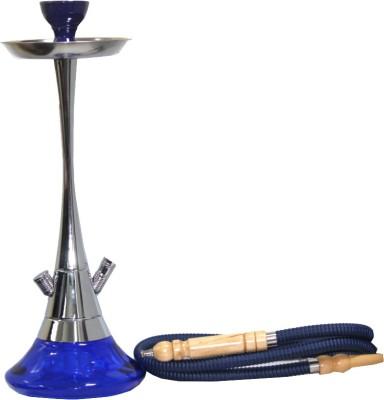Jo Jo HOOKA CORBETT BLUE 21 inch Stainless Steel Hookah