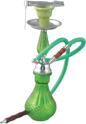 "true NinyTasha True Shisha Hookah Large Equistic Design/16"" 16 inch Glass Hookah available at Flipkart for Rs.695"