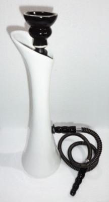 Glori-fyi Antique Handcrafted Gorgeous 17.5 inch Ceramic Hookah